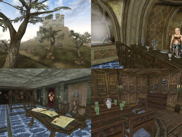 Grazeland Castle Screenshots