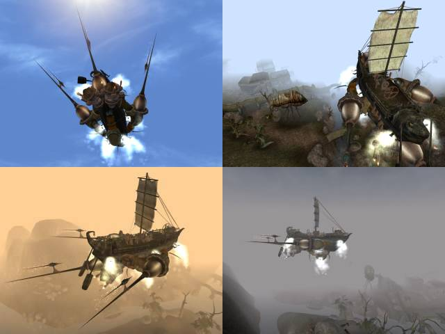 Screenshots Skyship