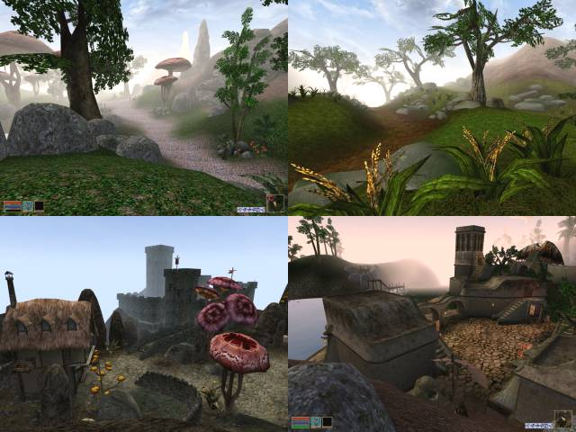 Screenshots Visual Pack 2.1